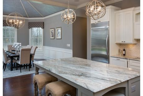 Kitchen-in-#329- Jerome Village-at-Coppertree Homes - BOYL-in-Plain City