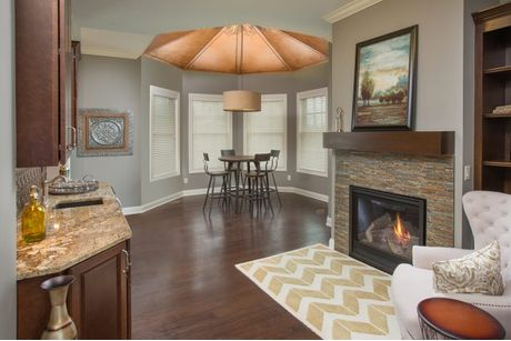 Greatroom-and-Dining-in-#329- Jerome Village-at-Coppertree Homes - BOYL-in-Plain City