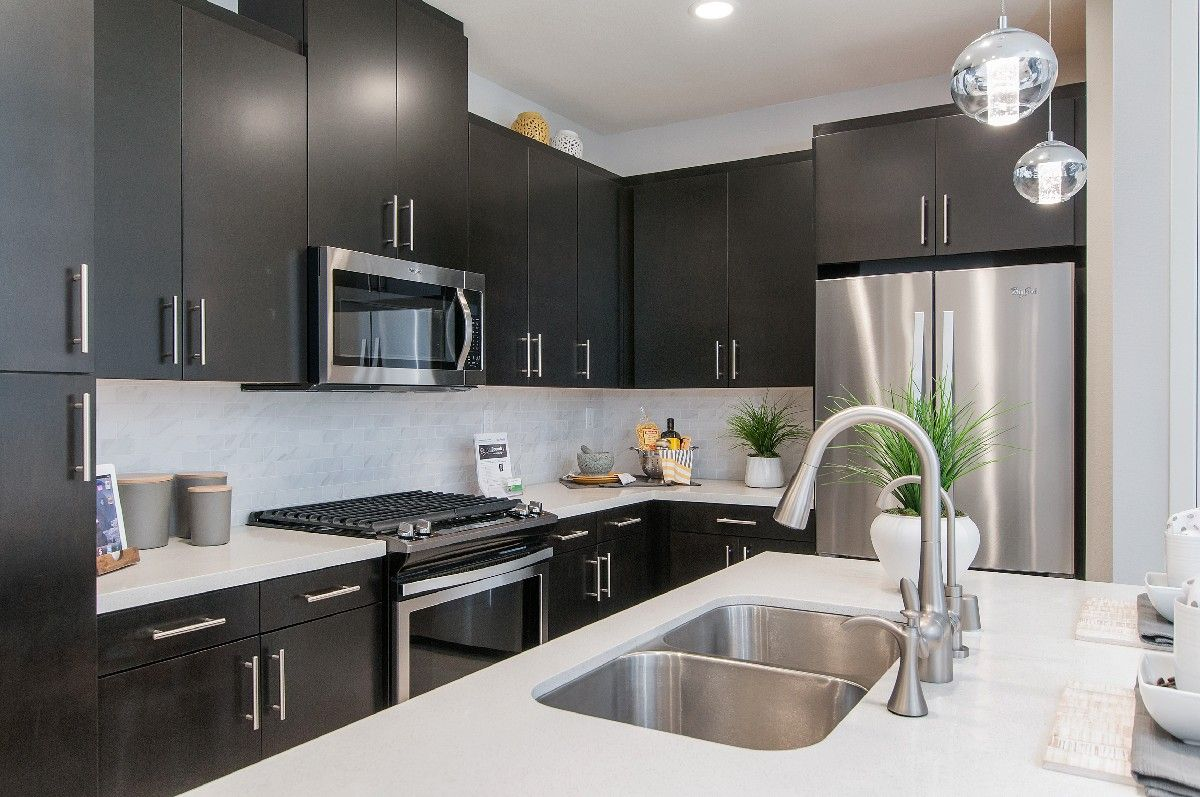 Kitchen featured in the Residence 1 By Cornerstone Communities in San Diego, CA