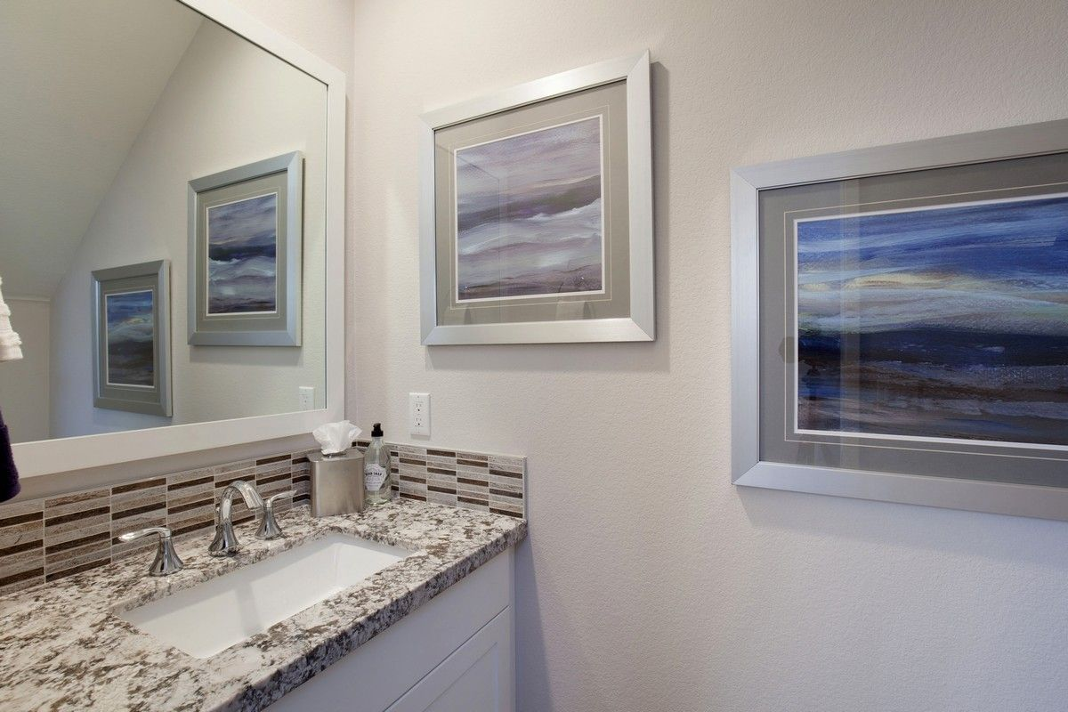 Bathroom featured in the Residence 2 By Cornerstone Communities in Riverside-San Bernardino, CA