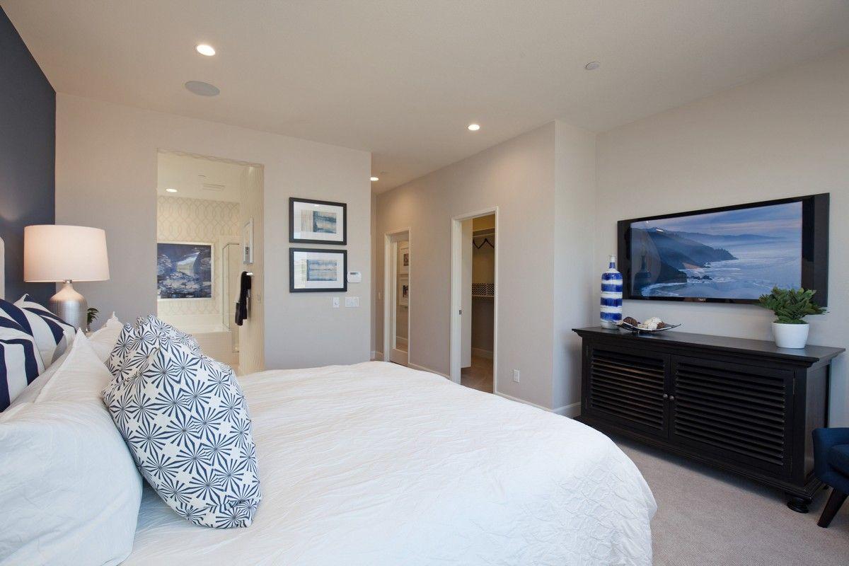 Bedroom featured in the Residence 2 By Cornerstone Communities in Riverside-San Bernardino, CA