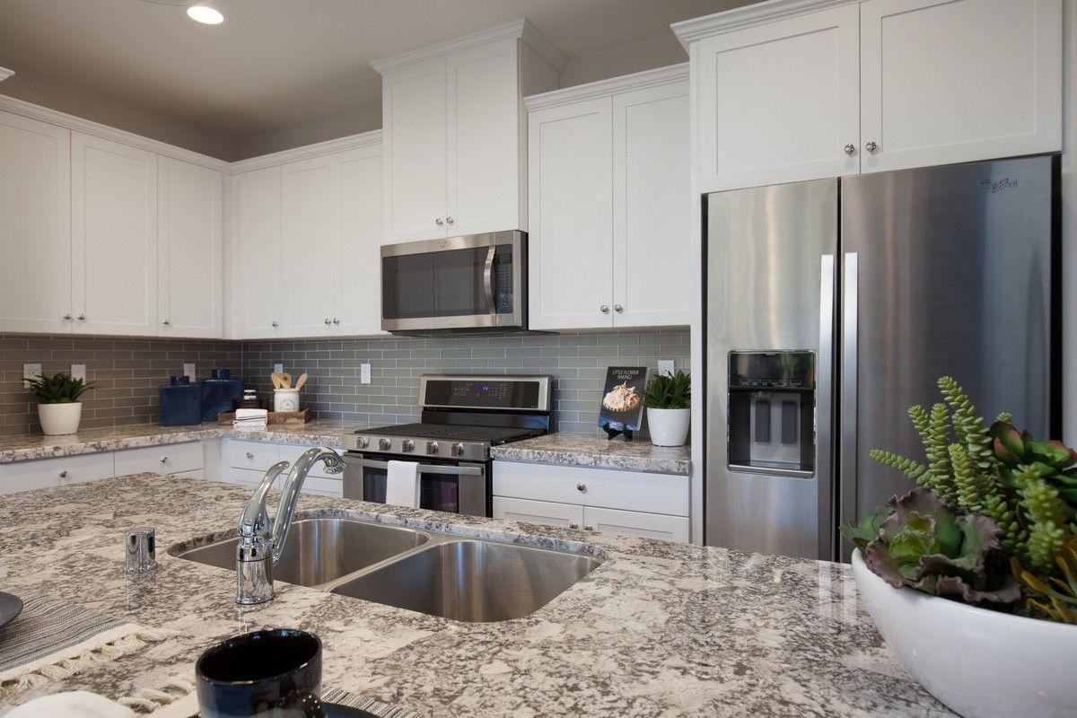 Kitchen featured in the Residence 2 By Cornerstone Communities in Riverside-San Bernardino, CA