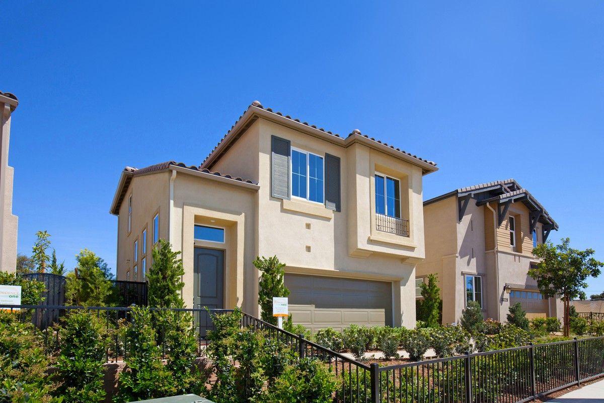 Exterior featured in the Residence 2 By Cornerstone Communities in Riverside-San Bernardino, CA
