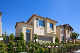 Residence 2 - Calistoga at the Promontory: Murrieta, California - Cornerstone Communities