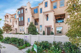 Residence 2 - Lucero at Pacific Ridge: Oceanside, California - Cornerstone Communities