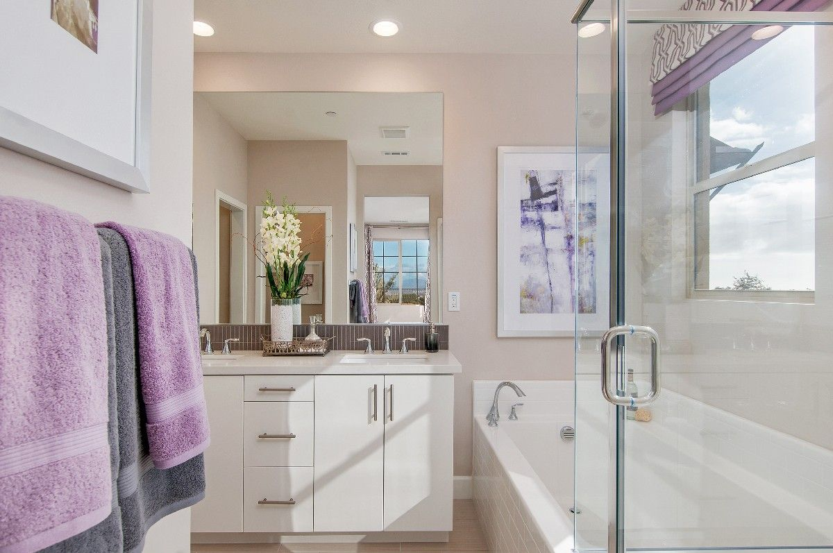 Bathroom featured in the Residence 3 By Cornerstone Communities in San Diego, CA