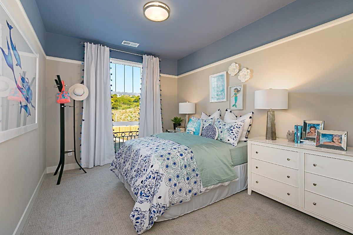 Bedroom featured in the Residence 2 By Cornerstone Communities in San Diego, CA