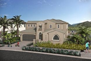 Residence 1 - Estancia at Otay Ranch: Chula Vista, California - Cornerstone Communities