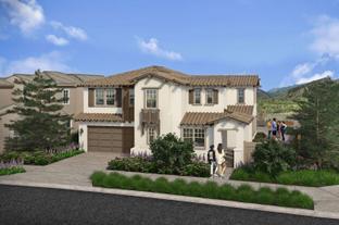 Residence 2 - Estancia at Otay Ranch: Chula Vista, California - Cornerstone Communities