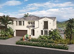 Residence 3 - Estancia at Otay Ranch: Chula Vista, California - Cornerstone Communities