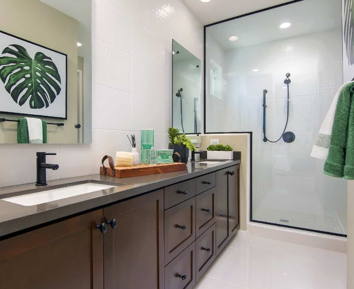 Bathroom featured in the Residence 1 By Cornerstone Communities in San Diego, CA
