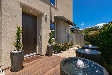 Patio In Residence 3x At Cypress The Preserve