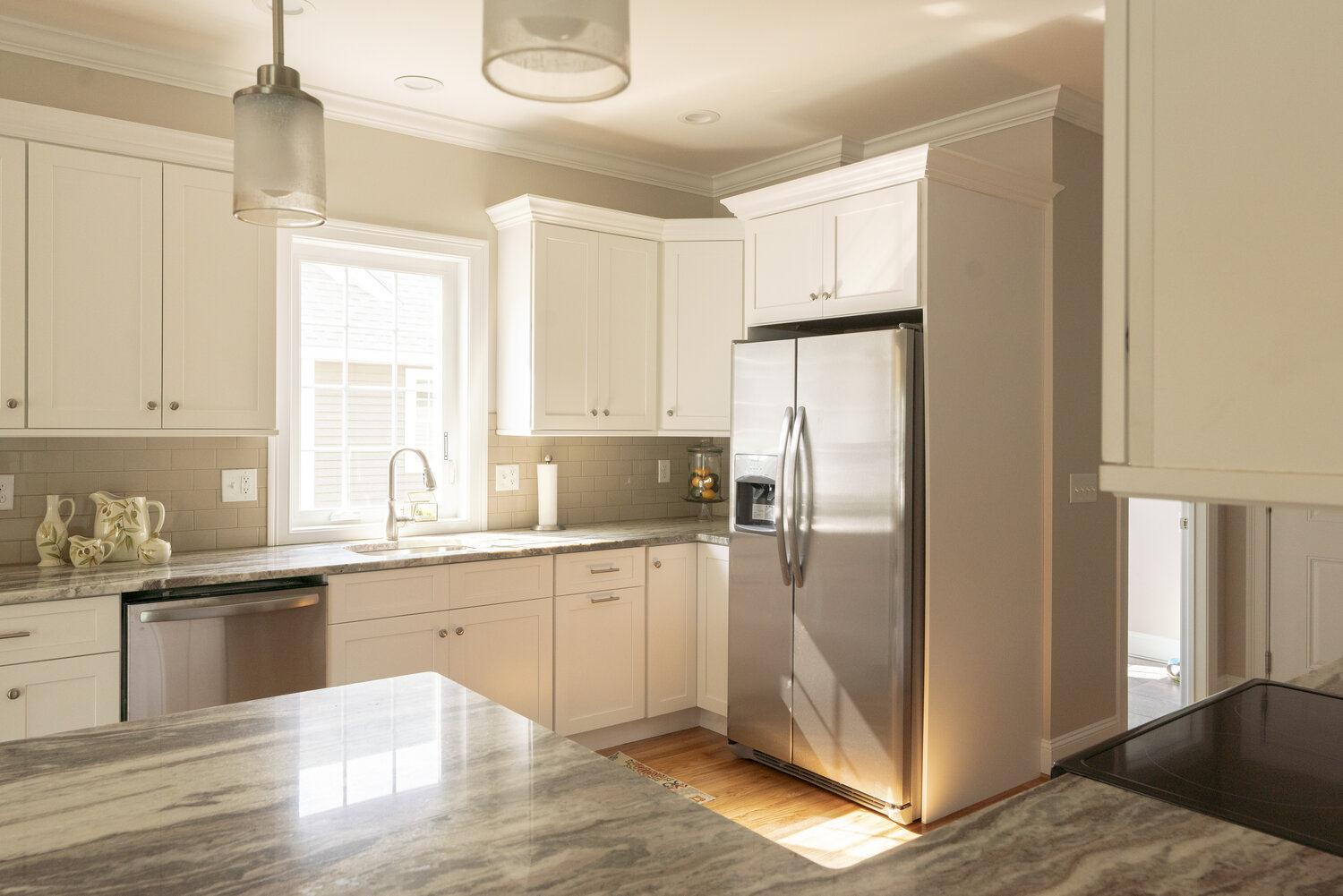 Kitchen featured in The Cornwall By Bidwell Village in Hartford, CT
