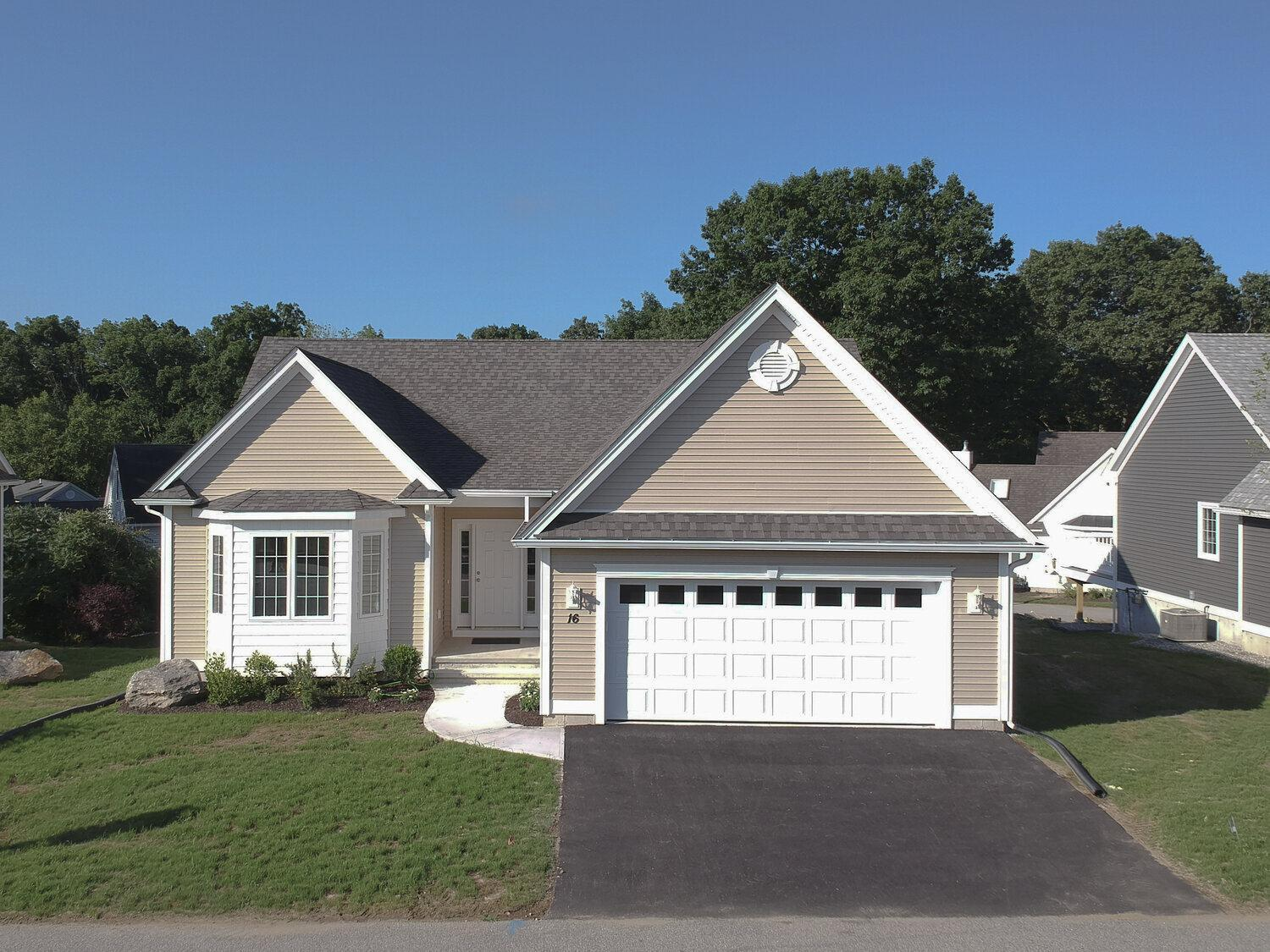 Exterior featured in The Cornwall By Bidwell Village in Hartford, CT
