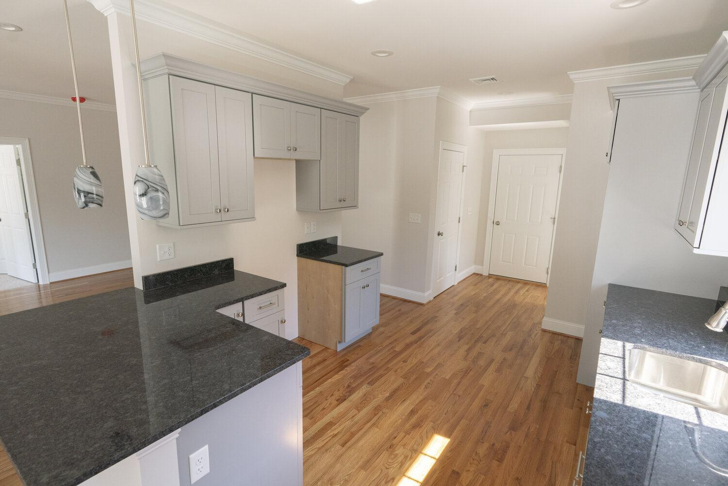 Kitchen featured in The Dover By Bidwell Village in Hartford, CT
