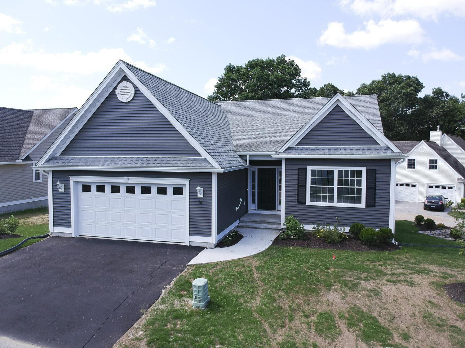Exterior featured in The Dover By Bidwell Village in Hartford, CT