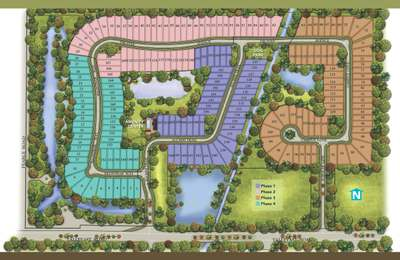 University Village Site Plan