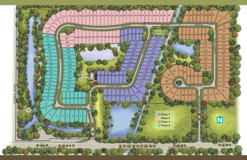 University Village Site Plan
