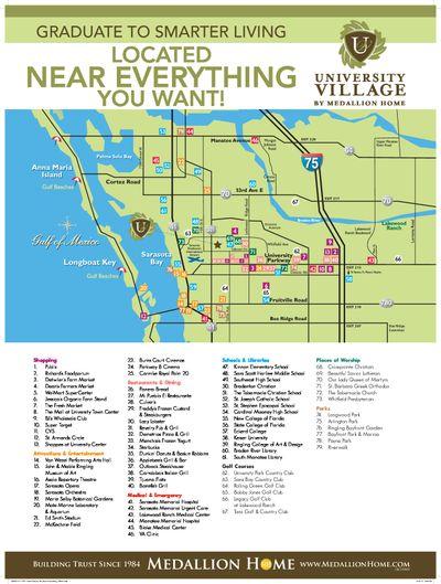 University Village- Sarasota, Florida