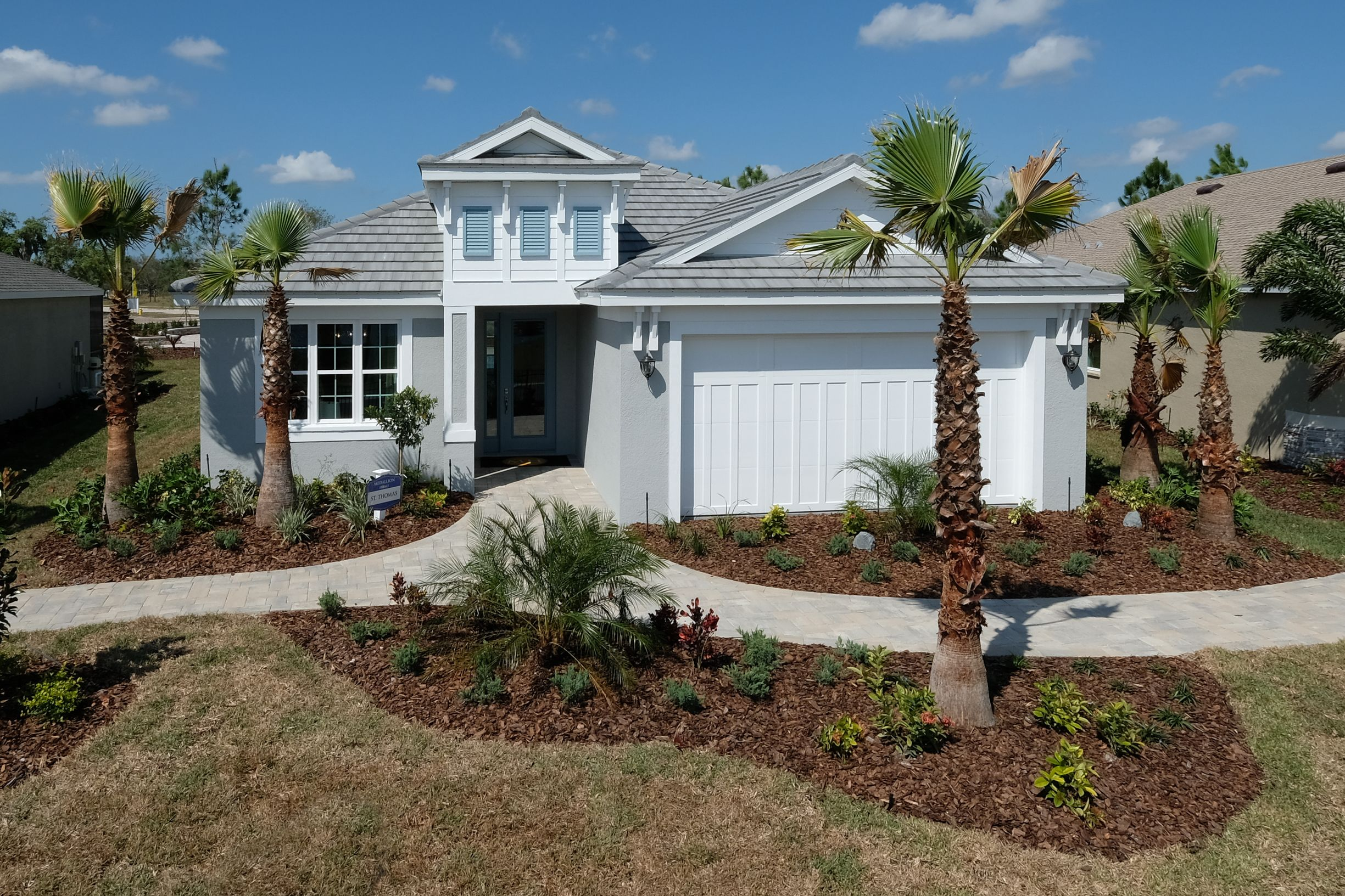 'Cross Creek' by Medallion Home in Sarasota-Bradenton