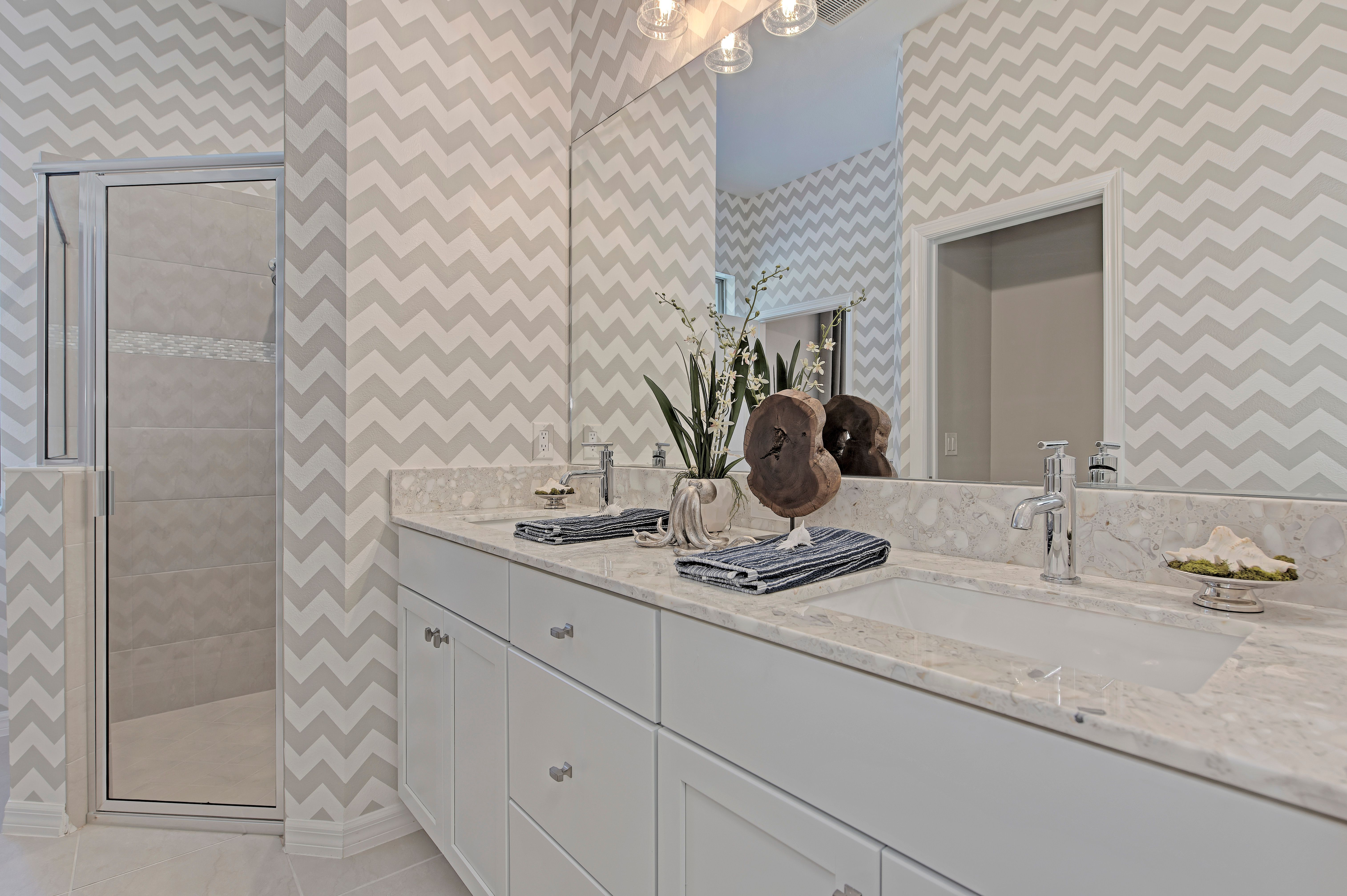 Bathroom featured in the Harbour By Medallion Home in Sarasota-Bradenton, FL