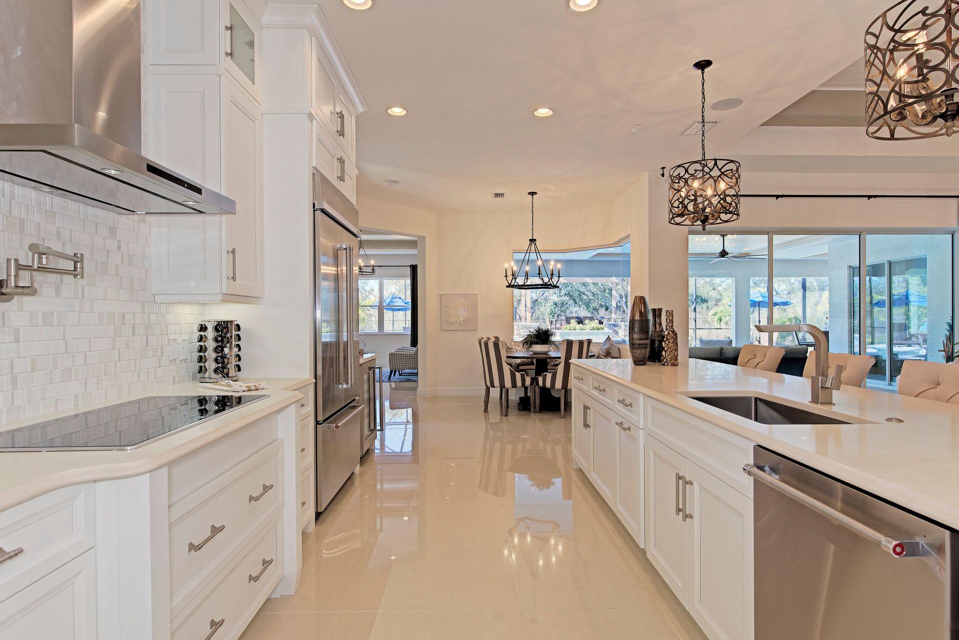 Kitchen featured in the Santa Maria By Medallion Home in Sarasota-Bradenton, FL
