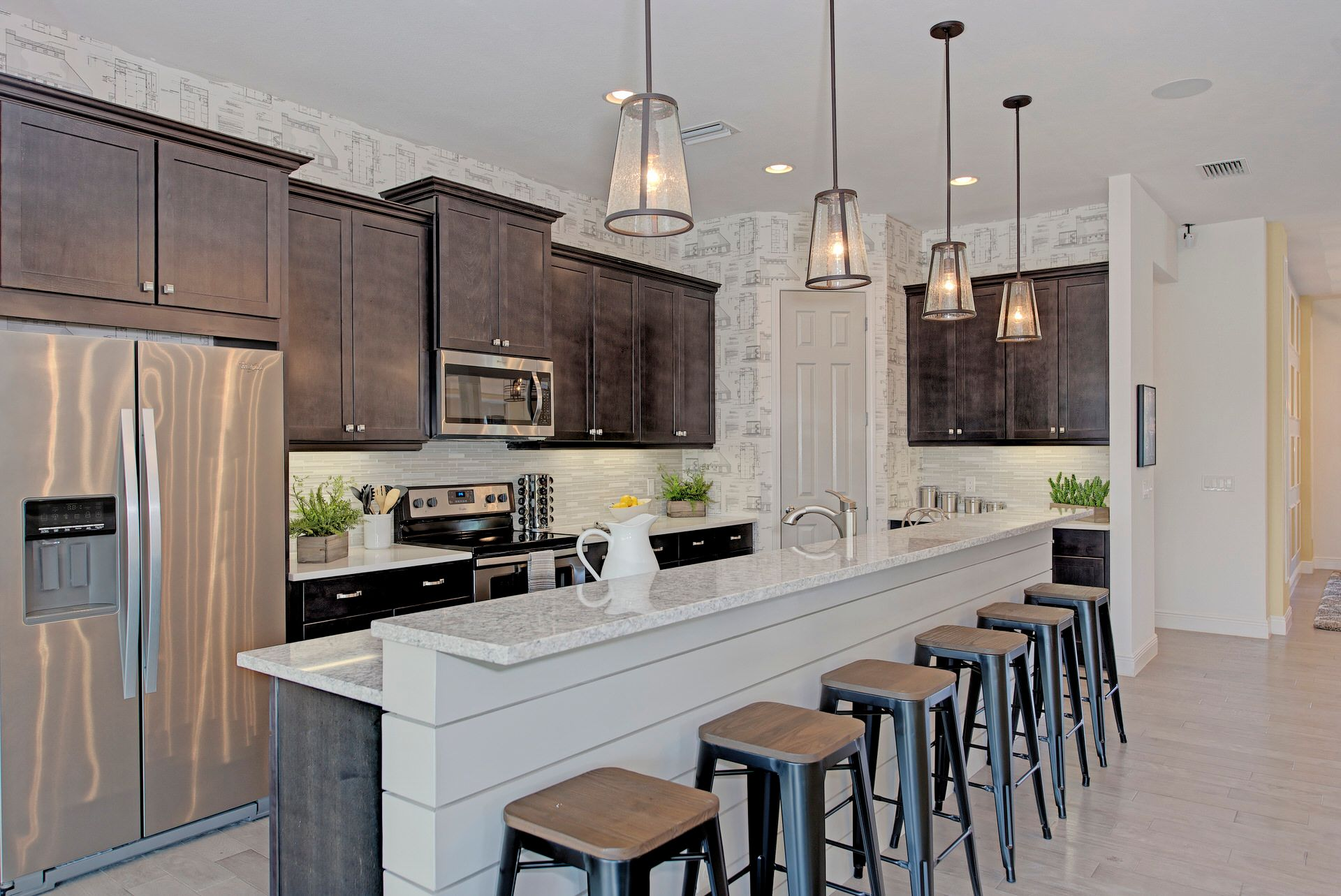 Kitchen featured in the Belize By Medallion Home in Sarasota-Bradenton, FL