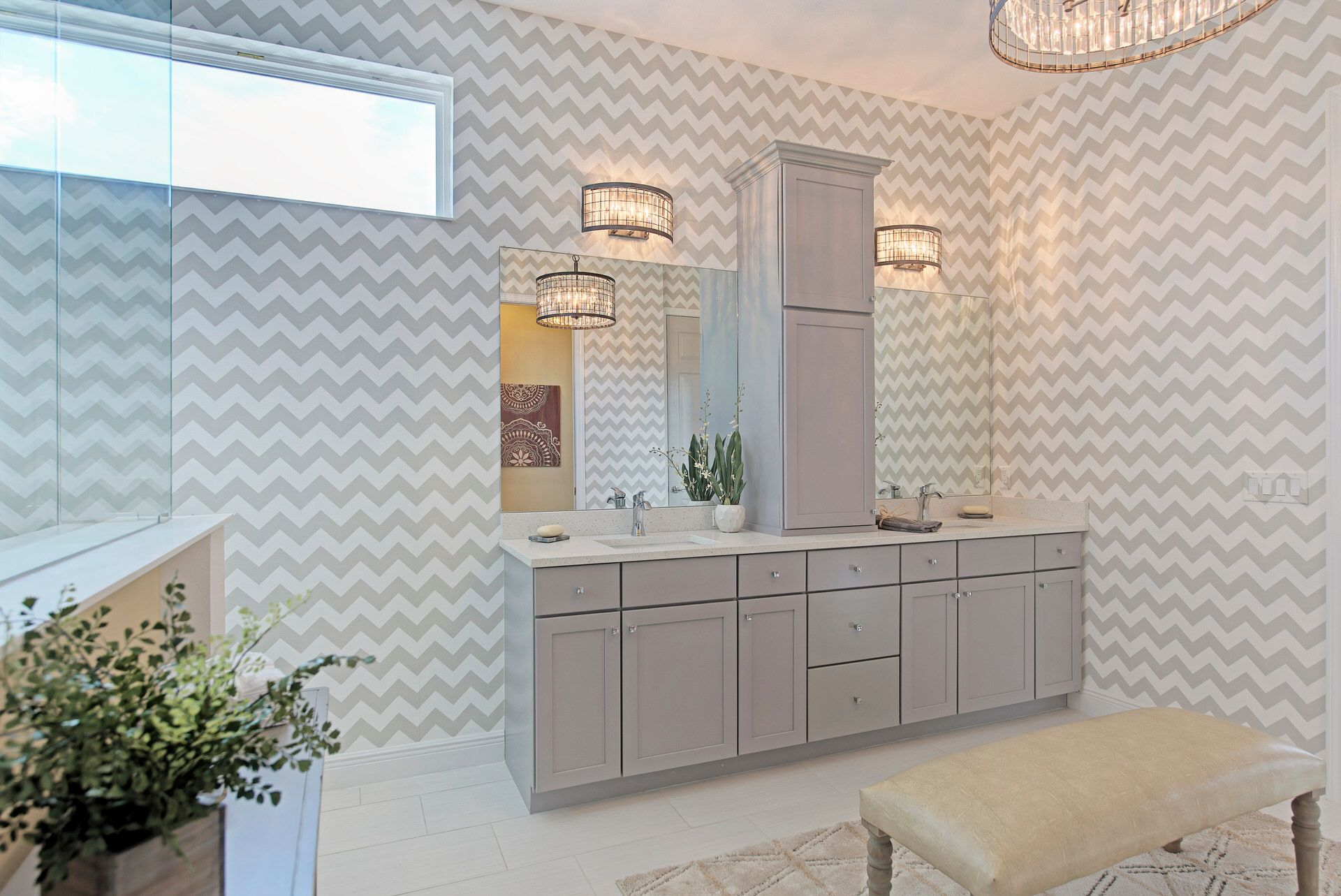 Bathroom featured in the Belize By Medallion Home in Sarasota-Bradenton, FL