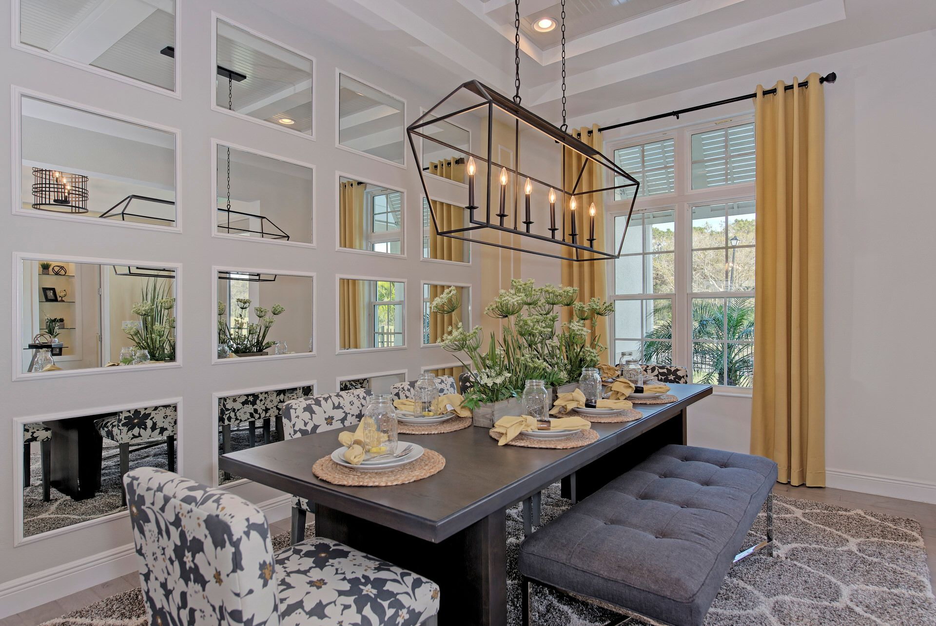 Living Area featured in the Belize By Medallion Home in Sarasota-Bradenton, FL