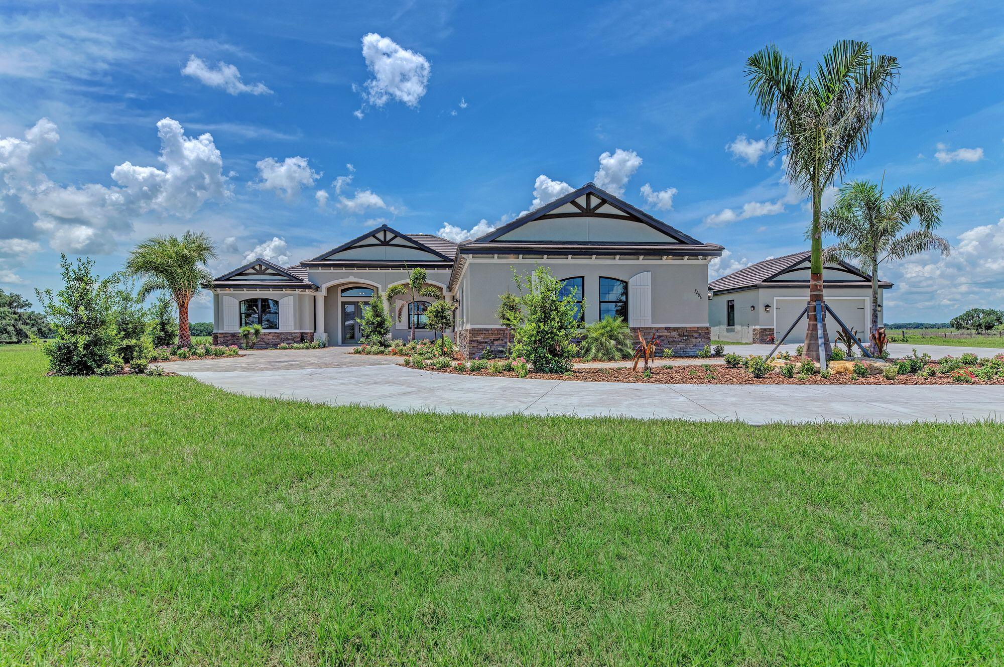 'Hampton Lakes' by Medallion Home in Sarasota-Bradenton