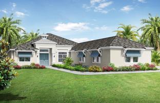 Grand Santa Maria II - Hampton Lakes: Sarasota, Florida - Medallion Home