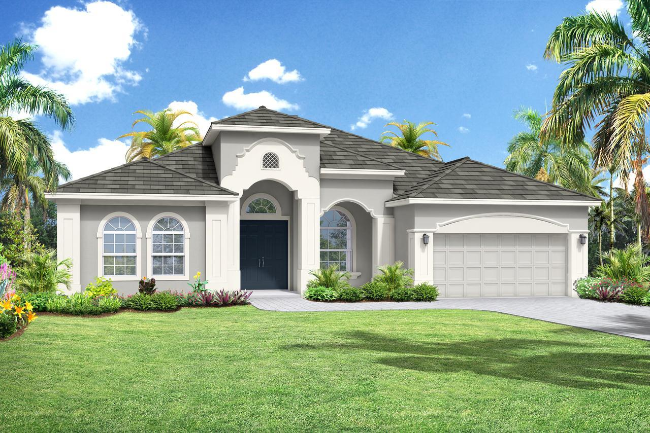 Exterior featured in the Aruba-The Reserve By Medallion Home in Sarasota-Bradenton, FL