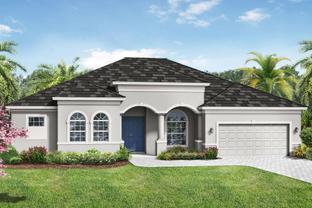 Barbados 2800 3 Car Garage - Waverley: Sarasota, Florida - Medallion Home