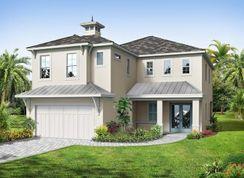 St. Lucia 3 Car Garage - Waverley: Sarasota, Florida - Medallion Home