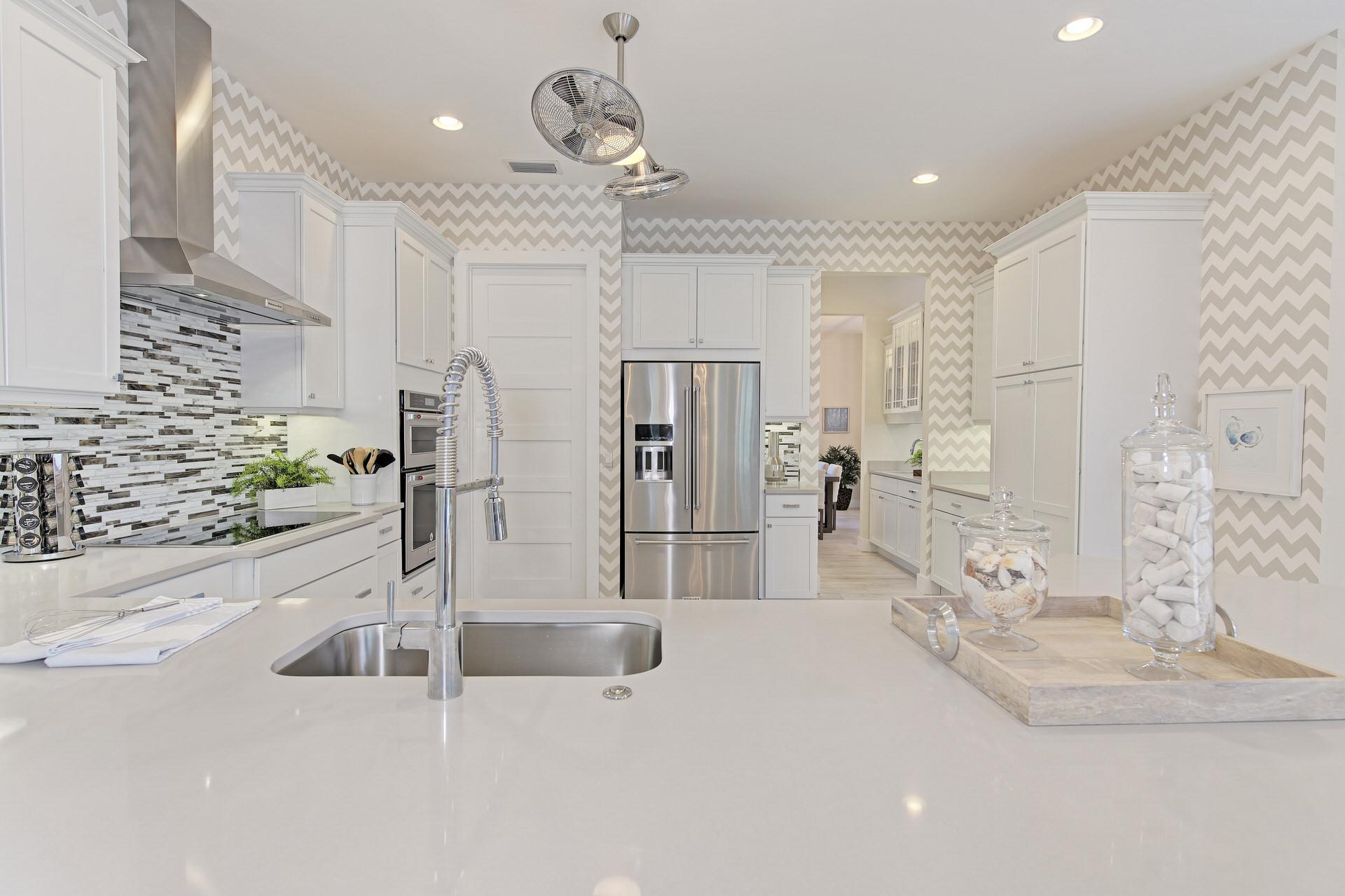 Kitchen featured in the Barbados 2800 3 Car Garage By Medallion Home in Sarasota-Bradenton, FL