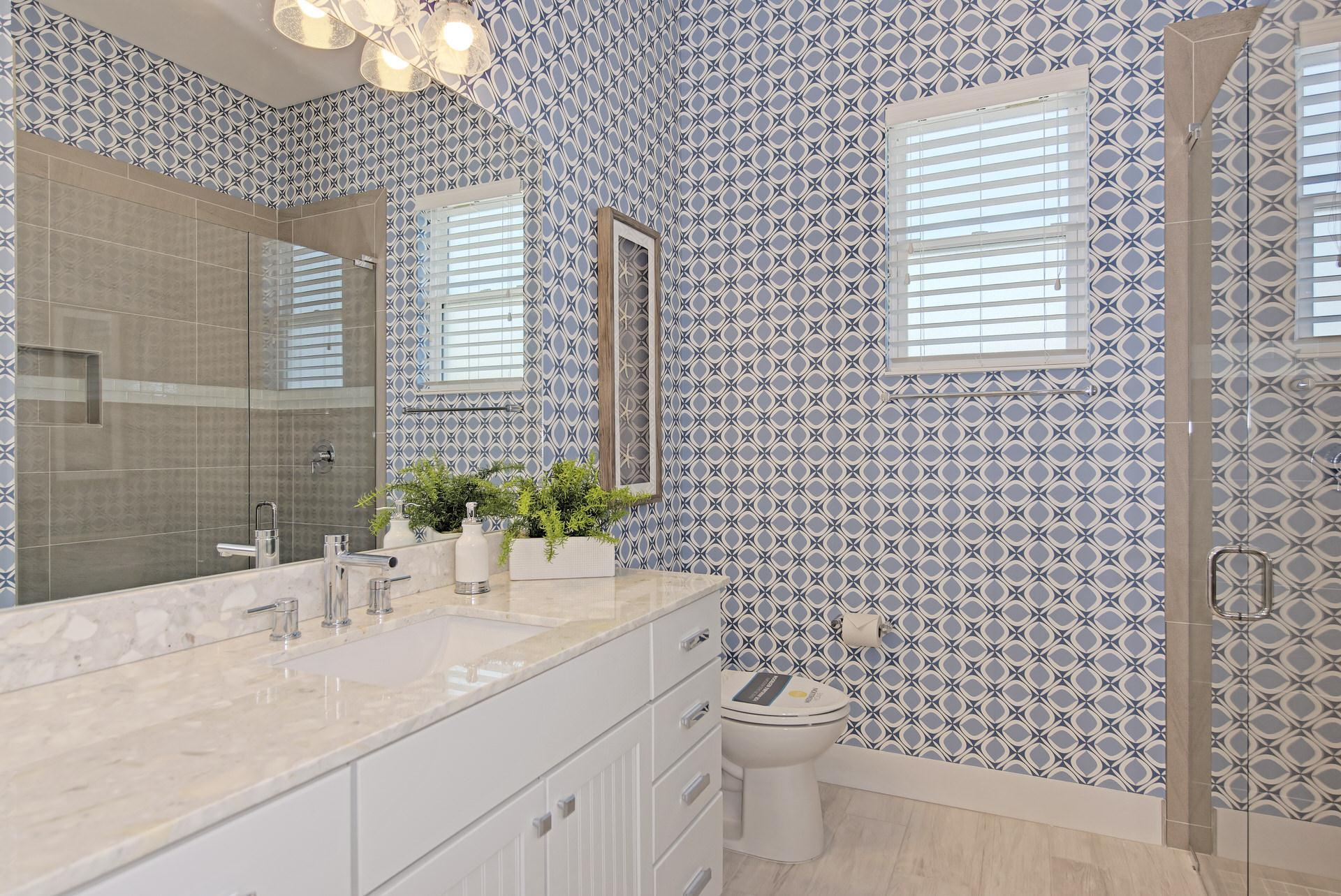 Bathroom featured in the Barbados 2800 3 Car Garage By Medallion Home in Sarasota-Bradenton, FL