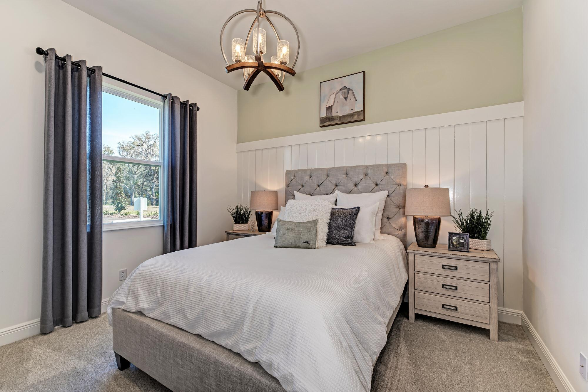 Bedroom featured in the Aruba 3 Car Garage By Medallion Home in Sarasota-Bradenton, FL
