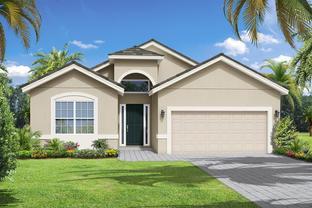 Grenada - Watercolor Place Single Family Homes: Bradenton, Florida - Medallion Home
