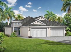 Captiva Villa Home - Watercolor Place Villas: Bradenton, Florida - Medallion Home