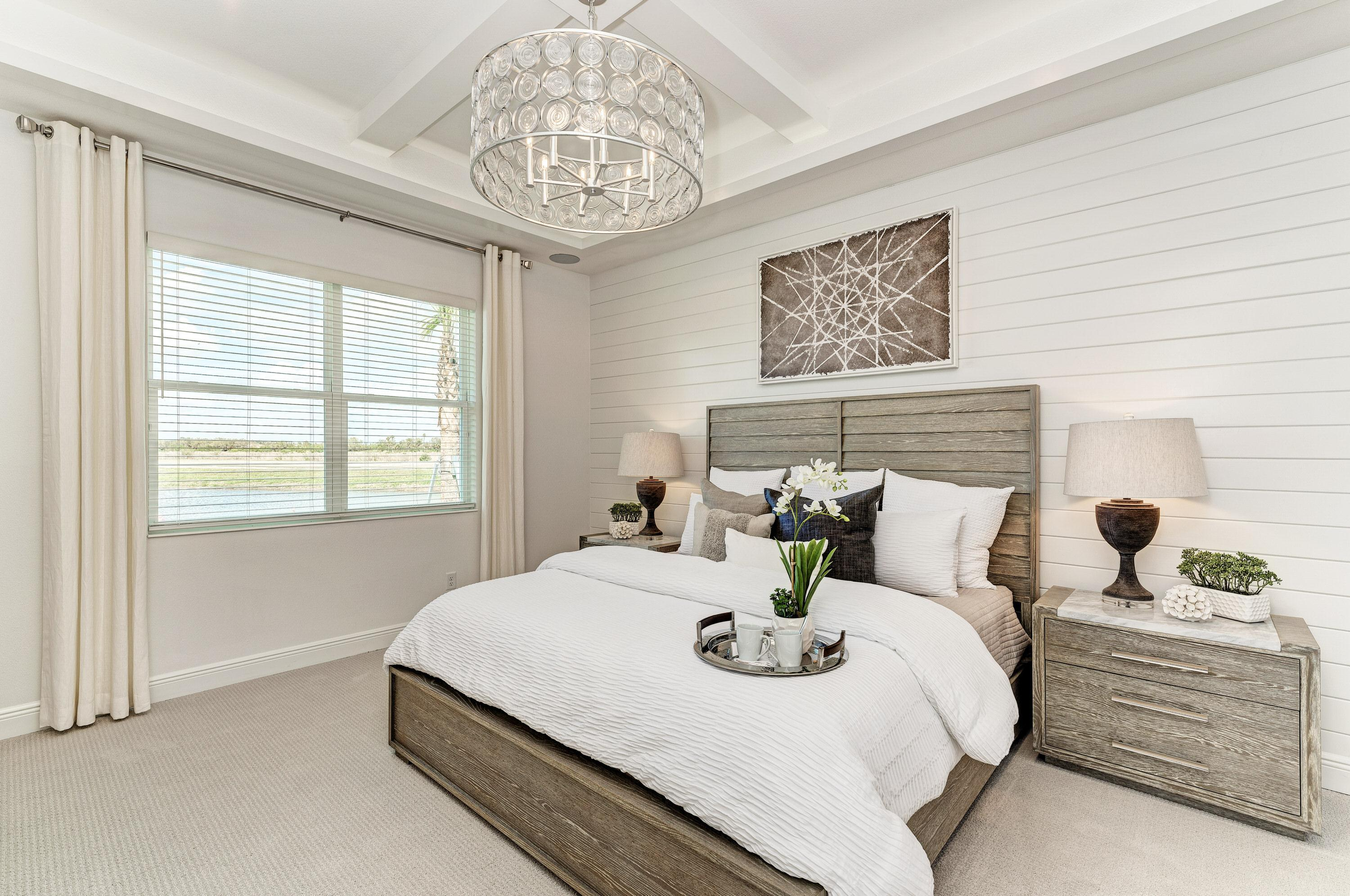 Bedroom featured in the Paradise Villa Home By Medallion Home in Sarasota-Bradenton, FL