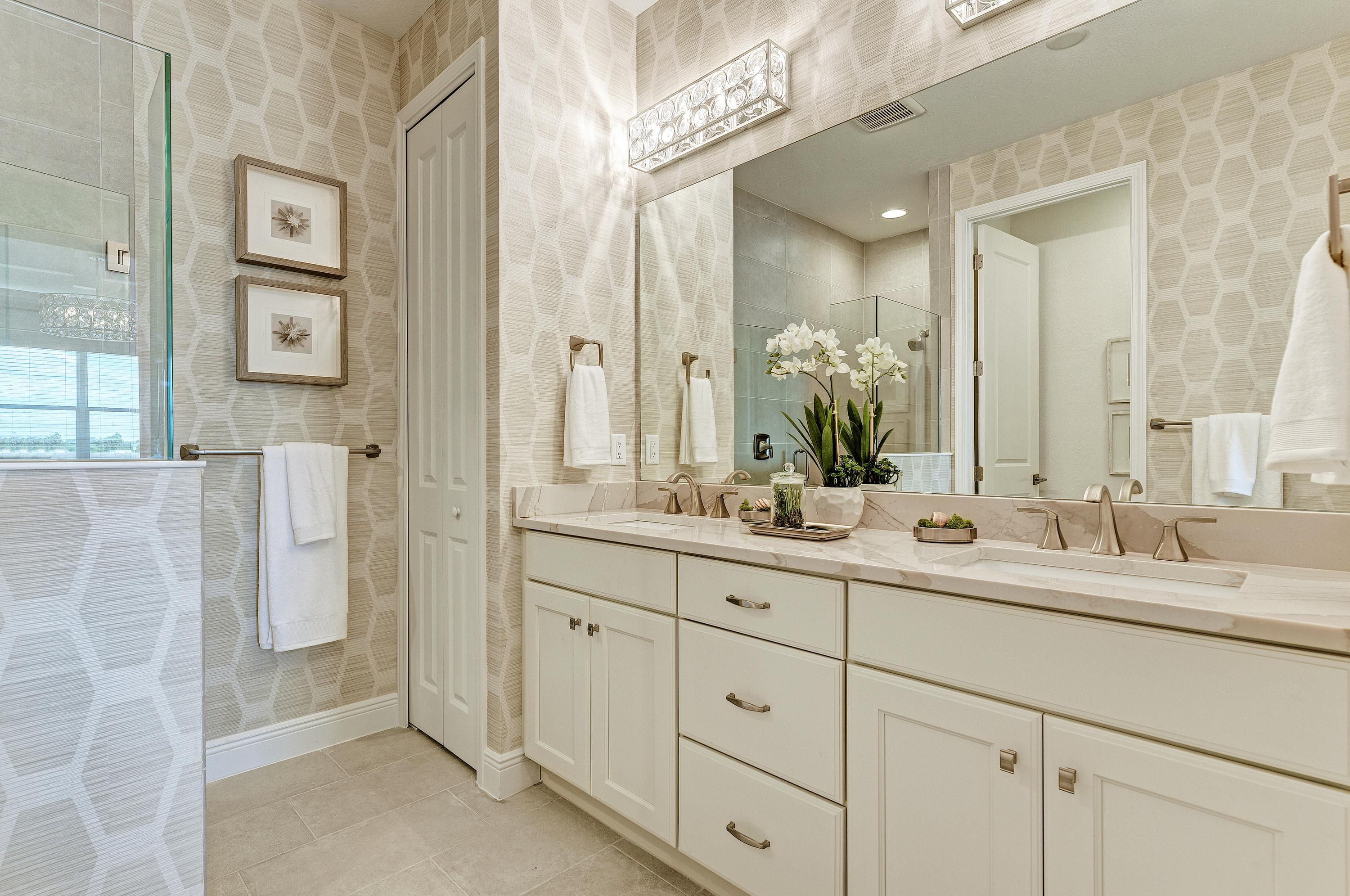 Bathroom featured in the Paradise Villa Home By Medallion Home in Sarasota-Bradenton, FL