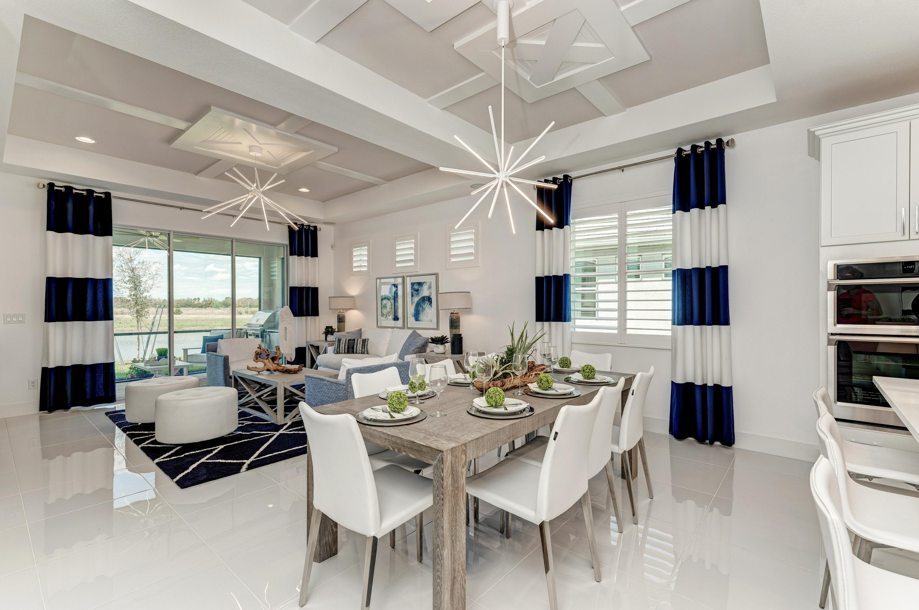 Living Area featured in the Captiva Villa Home By Medallion Home in Sarasota-Bradenton, FL
