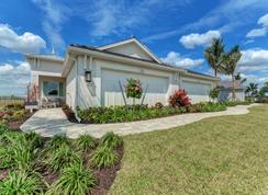 Boca Grande Villa Home - Watercolor Place Villas: Bradenton, Florida - Medallion Home