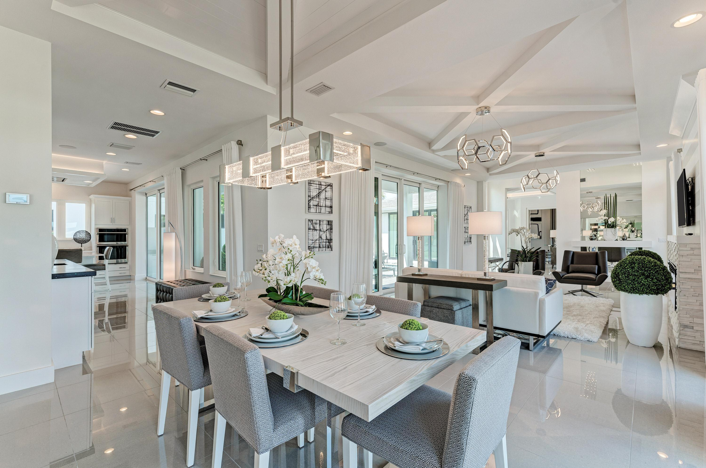 Living Area featured in the Cat Claw By Medallion Home in Sarasota-Bradenton, FL