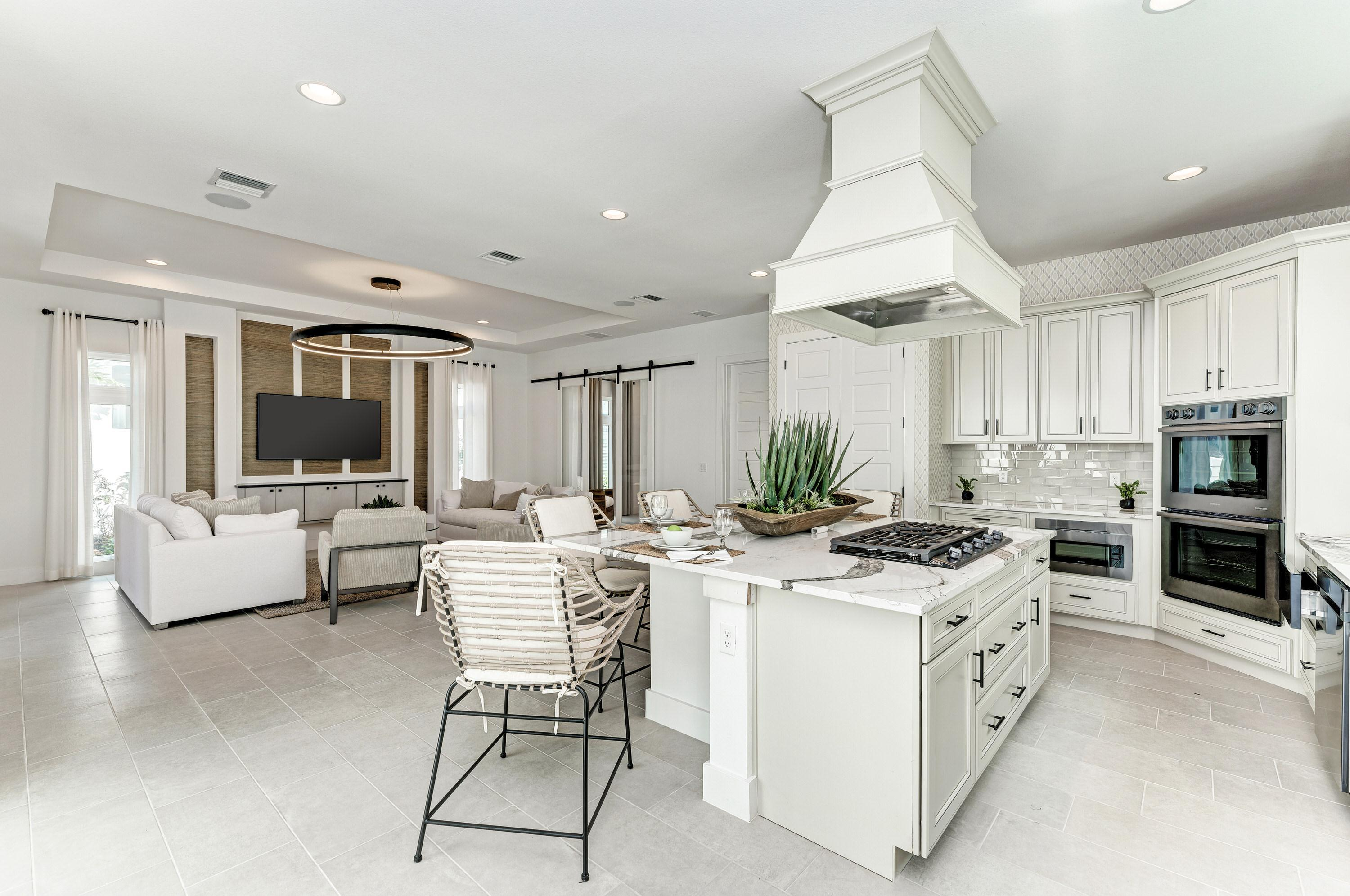 Living Area featured in the Salt Meadow By Medallion Home in Sarasota-Bradenton, FL