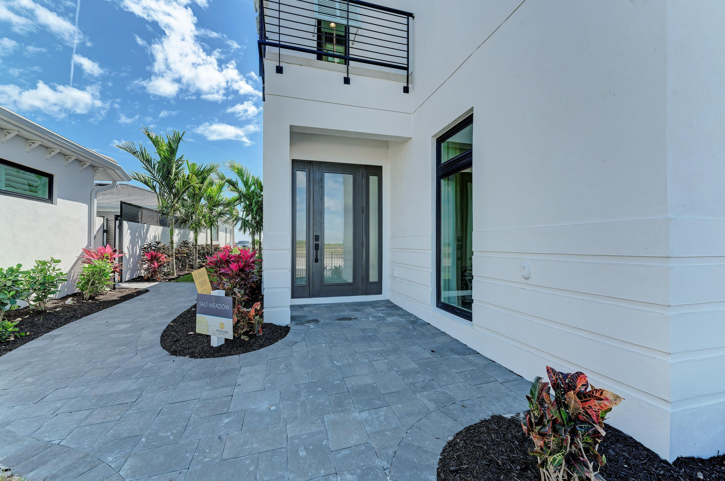 Exterior featured in the Salt Meadow By Medallion Home in Sarasota-Bradenton, FL