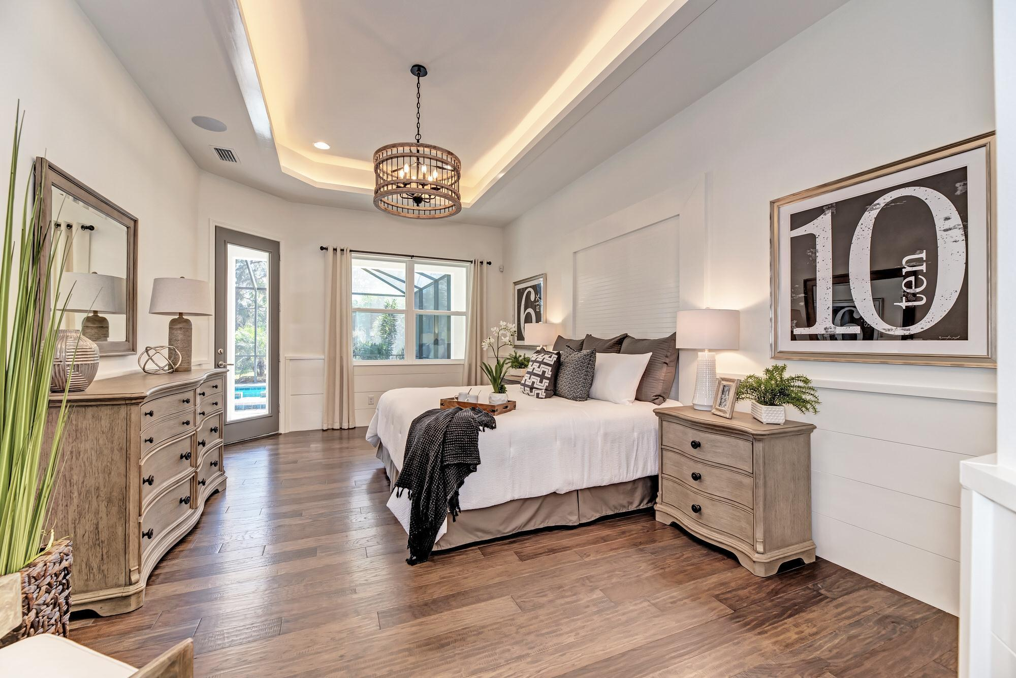 Bedroom featured in the Aruba By Medallion Home in Orlando, FL