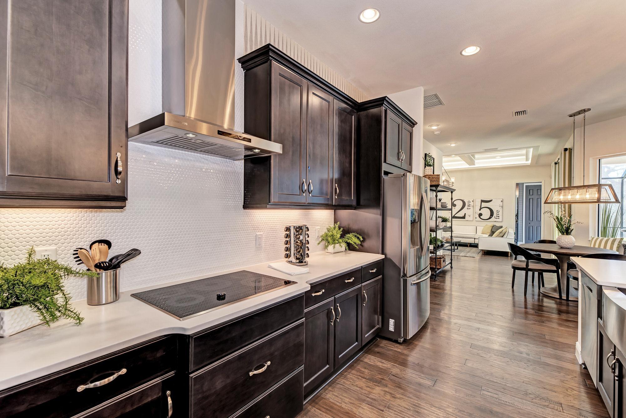 Kitchen featured in the Aruba 3 Car Garage By Medallion Home in Sarasota-Bradenton, FL