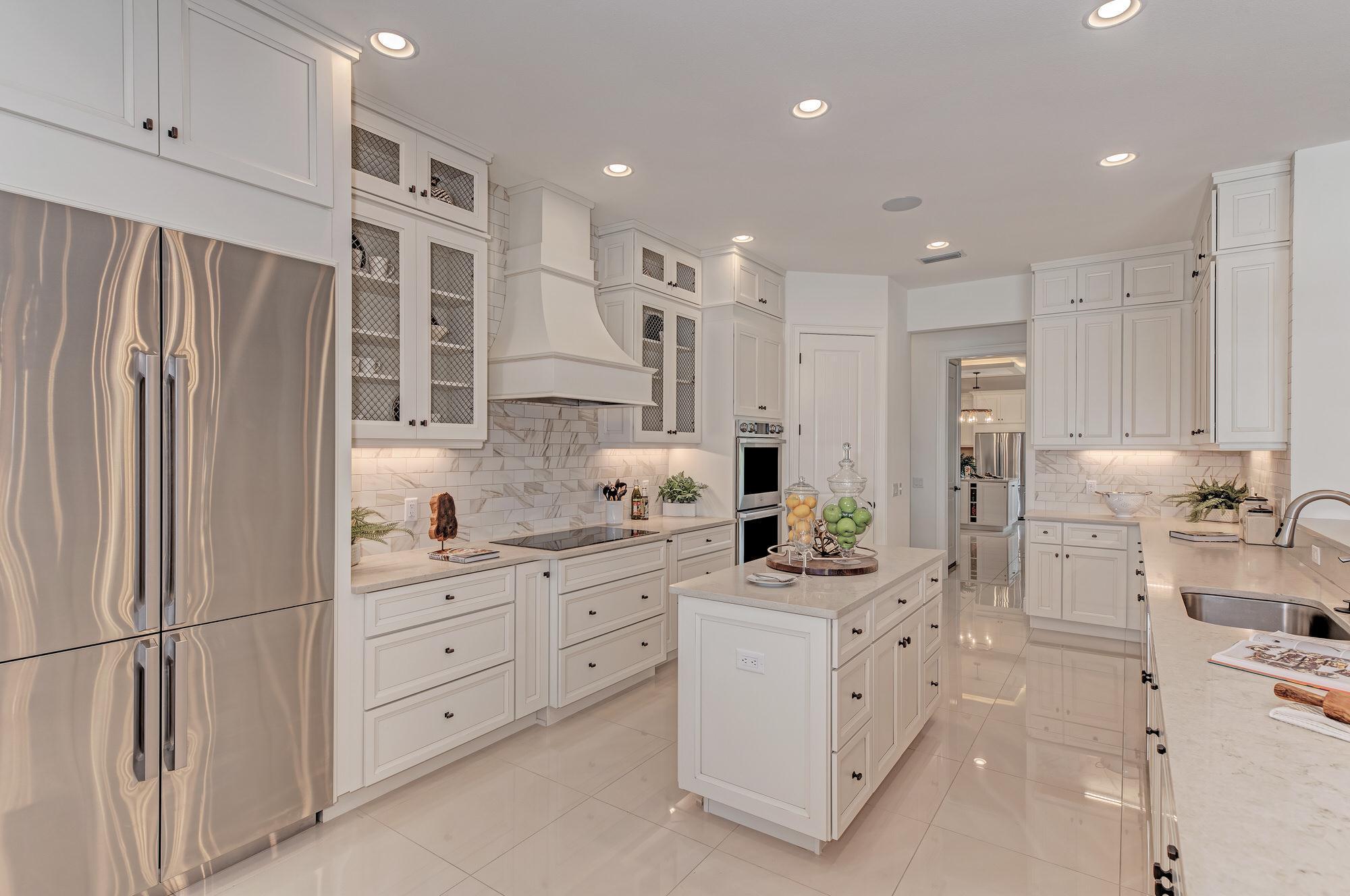 Kitchen featured in the Grand Santa Maria II By Medallion Home in Sarasota-Bradenton, FL