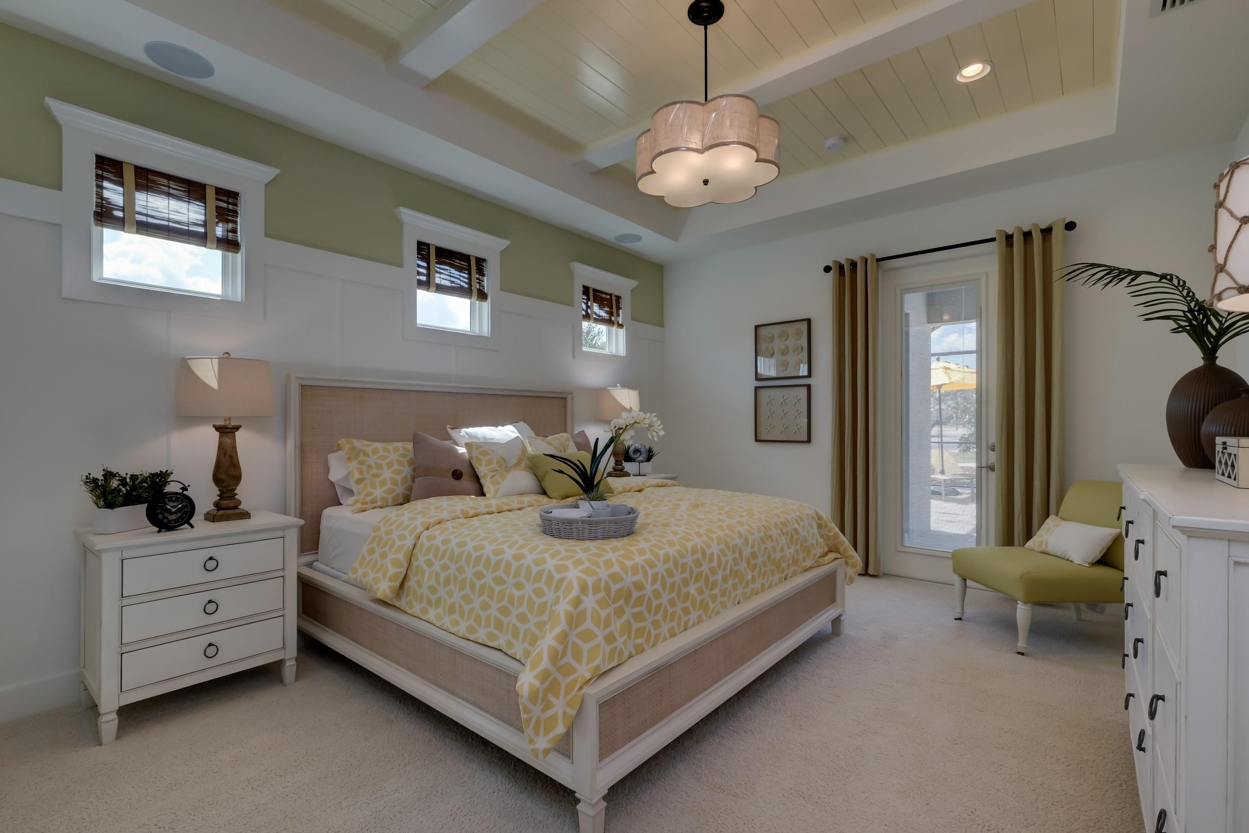 Bedroom featured in the Grand St Kitts By Medallion Home in Orlando, FL